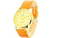 Мужские часы SLAVA 10049 (Золото, Золото)