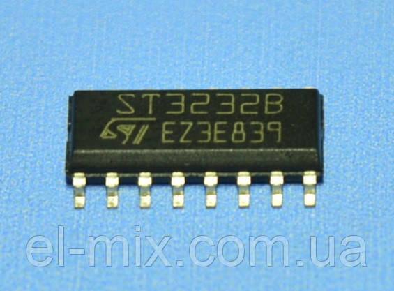 Мікросхема ST3232BD so16 STM