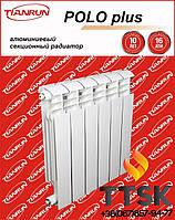 Алюминиевые радиаторы TIANRUN POLO Plus  350/80
