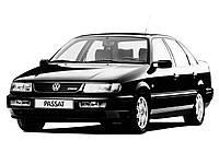 Защита картера двигателя и КПП Фольксваген Пассат Б4 (1988-1996) Volkswagen  Passat В4