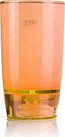 Стакан с функцией подачи воды Jetpik оранжевый