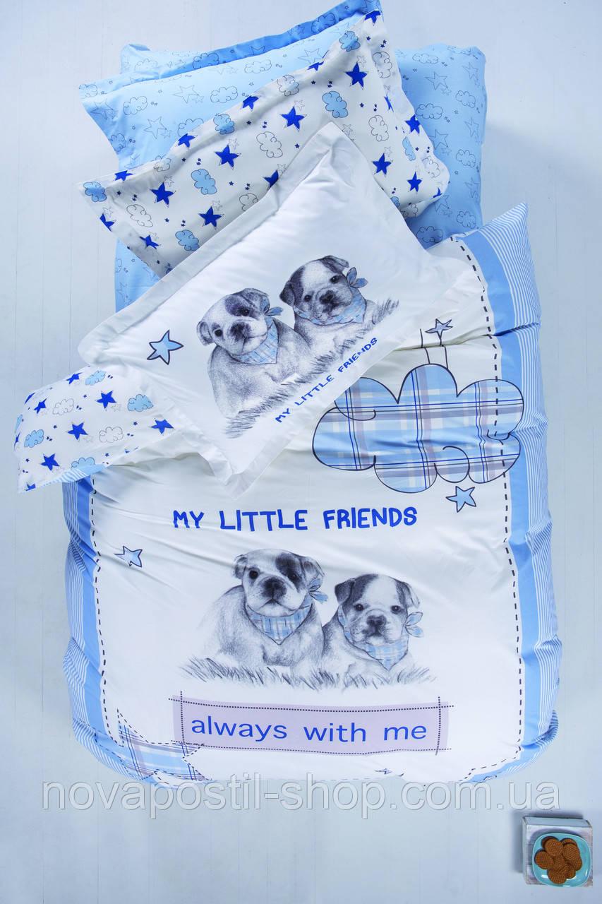 Комплект постельного белья KARACA HOME SWEET DOG