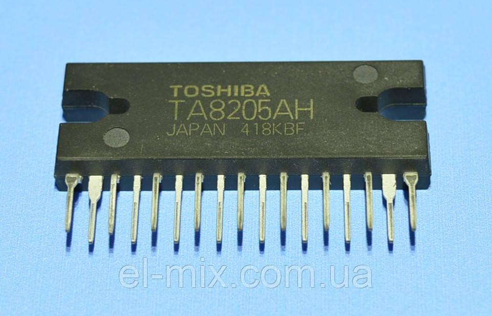 Микросхема TA8205AH  Toshiba