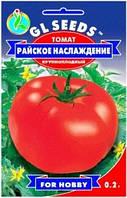 Семена томат Райское Наслаждение 350-400г.