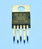 Микросхема TDA2003A  STM/China, фото 1