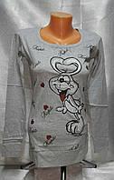 Модная туника  для девочки  подростка Каpito серенький