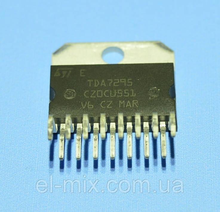 Микросхема TDA7295  STM