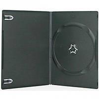 Футляр (бокс) для DVD/CD дисков 9 мм одинарный