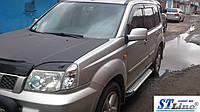 Nissan X-Trail 2002-2007 Боковые площадки тип Х5