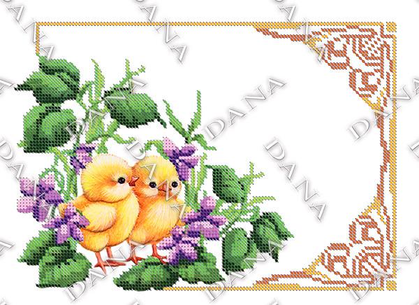 """""""Весенние цыплята"""""""