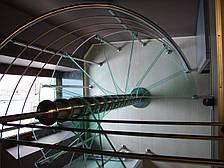 Ступени стекло, фото 2
