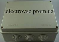 Распределительная коробка для наружной проводки