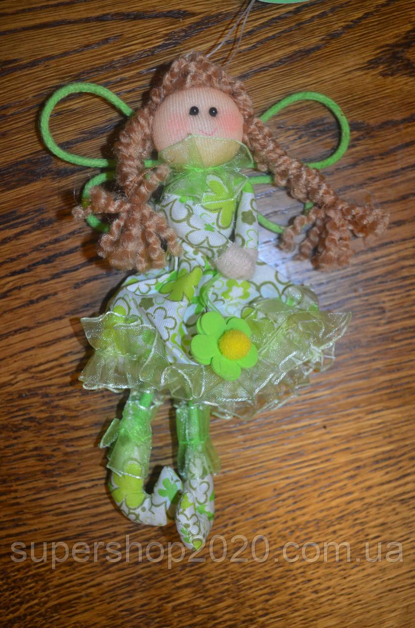 Куколка - девочка Алиса ручной работы