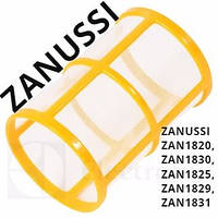 Оригинал сетка Zanussi ZAN 1800, 1820, 1825, 1830 для фильтра ZF134 на контейнерные пылесосы с колбой для пыли, фото 1