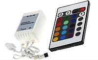 RGB Контроллер 6А IR 24 кнопки