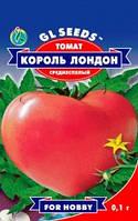 Семена томат Король Лондон сердцевидный, H= 1,2-1,5м, плоды 300-400г