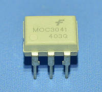 Оптрон MOC3041-M  Fairchild
