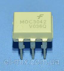 Оптрон MOC3042-M Fairchild