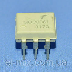 Оптрон MOC3061-M Fairchild