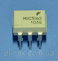 Оптрон MOC3062 Fairchild