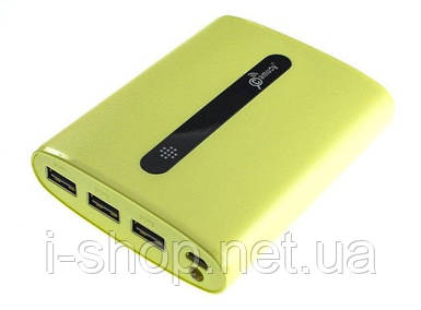 Внешний аккумулятор (Power Bank) Camudy 10000 mAh 3USB