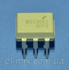 Оптрон MOC3063M FSC
