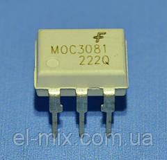 Оптрон MOC3081 Fairchild