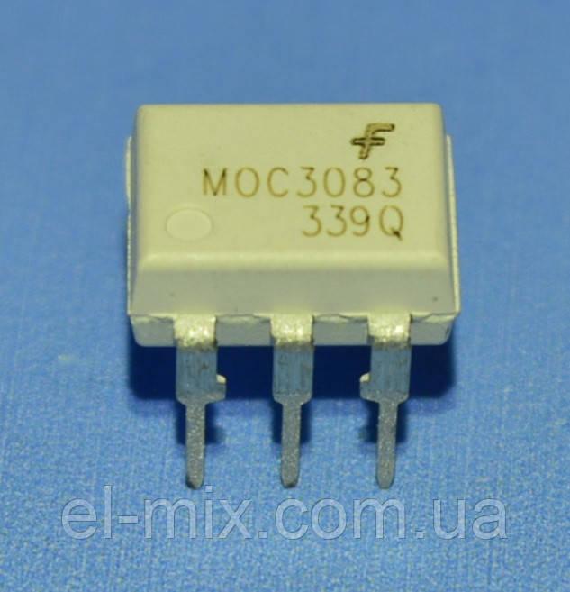 Оптрон MOC3083-М  Fairchild