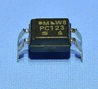 Оптрон PC123  Sharp