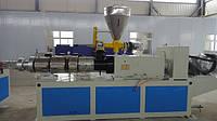 Экструзионные линии для производства погонажных изделий из ПВХ