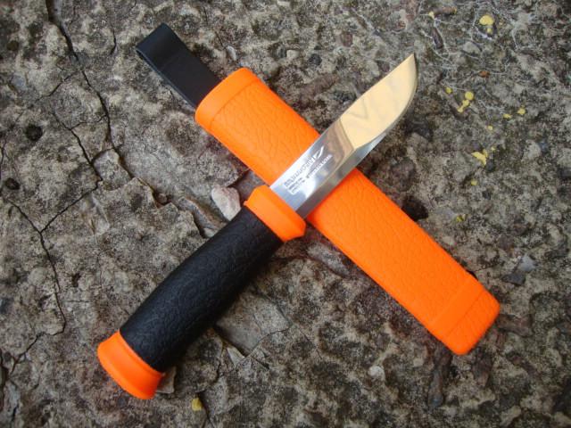 Нож Mora Outdoor Stainless 2000 ORANGE