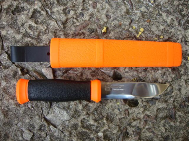 Нож Mora Outdoor Stainless 2000 ORANGE 3