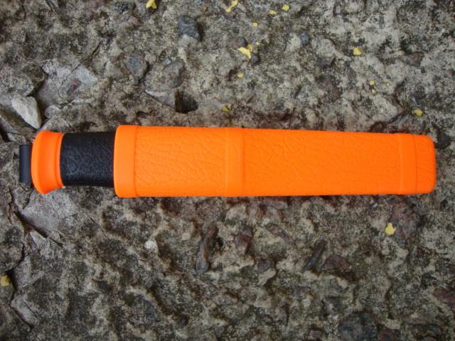 Нож Mora Outdoor Stainless 2000 ORANGE 4