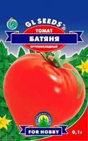 Семена томат Батяня розовый, сердцевидный, H=1,7-2м. 200-350г