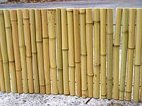Бамбуковый бордюрчик 3000х300мм.