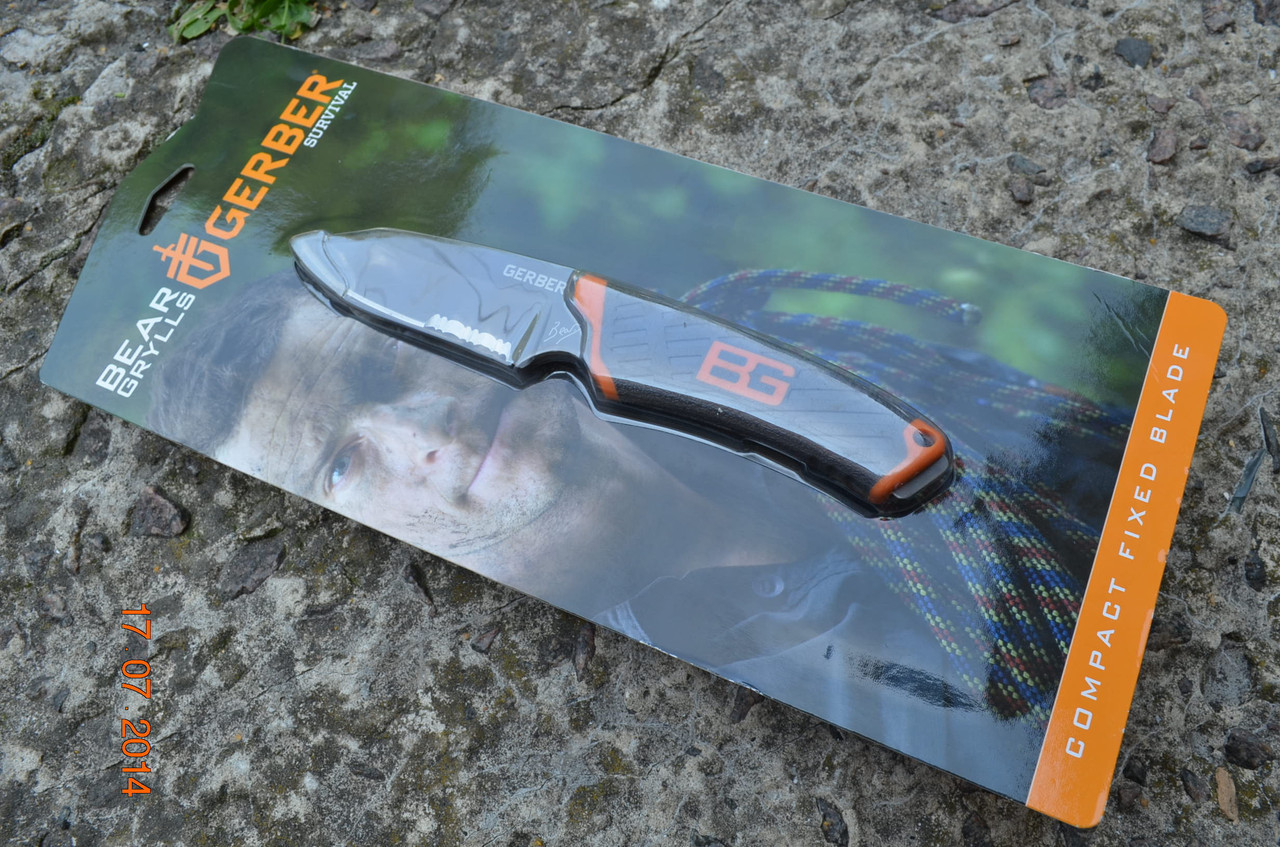 Нож gerber BG COMPACT FIXED BLADE 31-001066