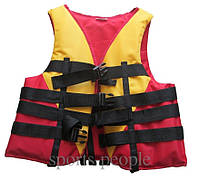 Спасательный (страховочный) жилет, удерживаемый вес 10-30 кг, разн. цвета, фото 1