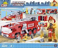 Конструктор Cobi Пожарная машина в аэропорту (COBI-1467)