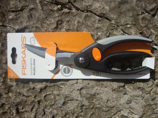 Кухонные ножницы от Fiskars для птицы (859975)