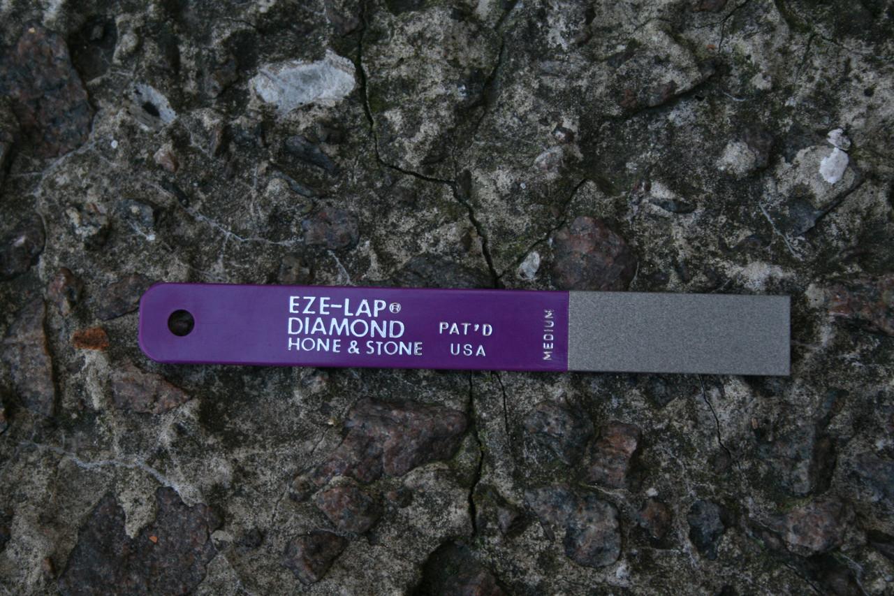 Точилка LM Medium (400) Purple Handle (EZ- 12002)