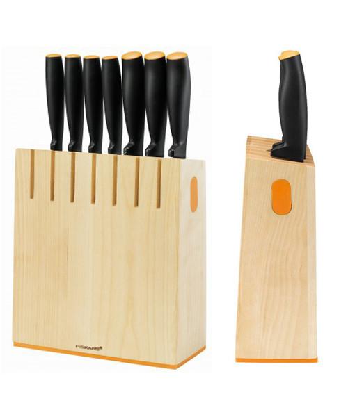 Набор кухонных ножей Functional Form в деревянном блоке (1014225)