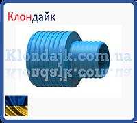 Редукция (переход) для шланга Lay Flat 3 (76мм) на 2(50мм)