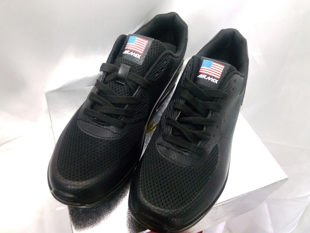 eca80af1 new zealand nike air max 90 hyperfuse usa all black fdfb5 e5439