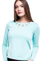 Женская блуза ментоловая Рейчел, фото 1