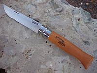 Нож Opinel (опинель) Carbon Steel №12 VRN (113120), фото 1