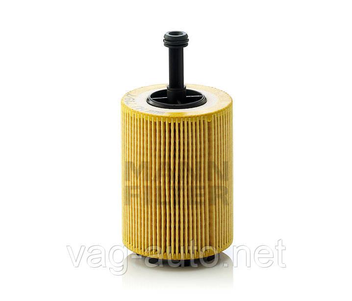 Фильтр масляный Skoda Fabia 1 дизель