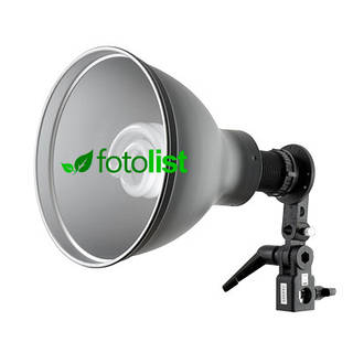 Постоянный свет Falcon LHER-2040 +рефлектор, 40w, 200Вт, 5500К