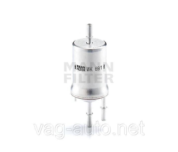 Фильтр топливный Skoda Fabia 6Y - 3Бар