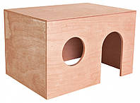 Trixie Домик деревянный для грызунов