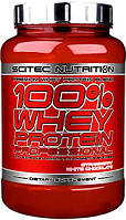 100% Whey Protein Professional Scitec Nutrition, 920 грамм